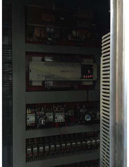 MCS linea di lavaggio in corda modello WR8 anno 1993