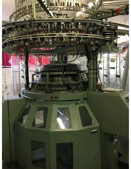 Monark circular knitting machinery