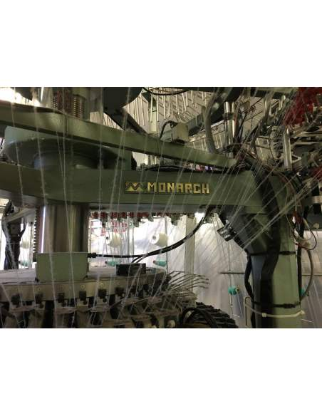 Monark circular knitting machinery