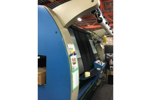 La Meccanica AUTOMATIC FABRIC INSPECTION MACHINE