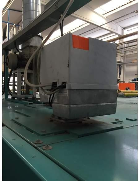 Stenter OTP 4 chambers