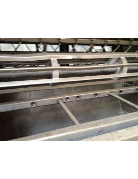 Barca di tintura / lavagio a 3 corde MINOX Minox - 6