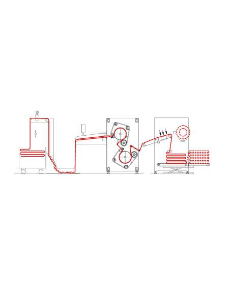 Easy Comptex compattatore tubolare FERRARO