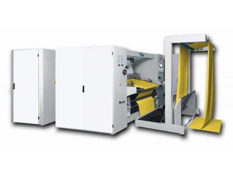 COMPTEX FV Felt compacting machine tubular knitted fabrics Ferraro