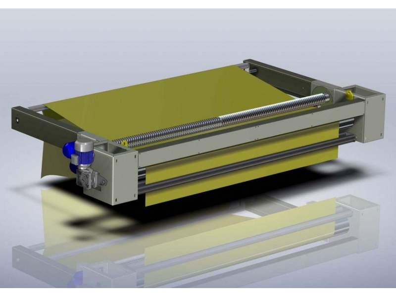 FERR CTR Open width fabric centering device Ferraro