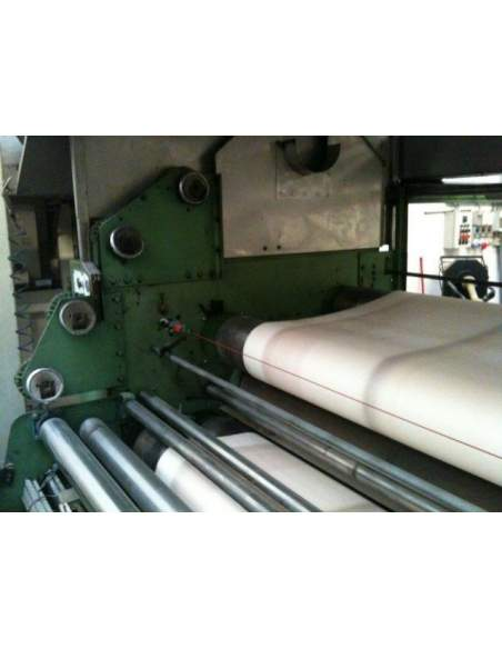Transfer printing machine Lemaire  - 4