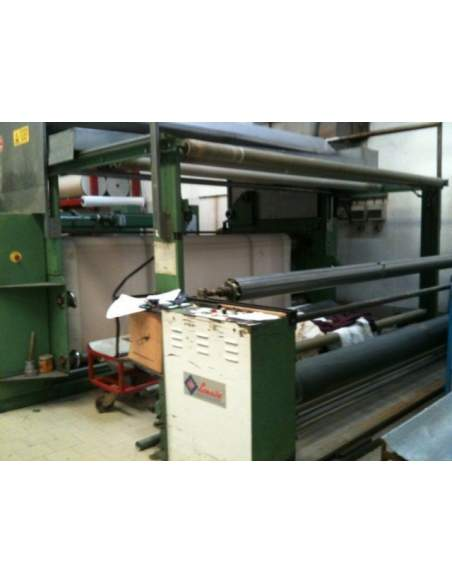 Transfer printing machine Lemaire  - 6