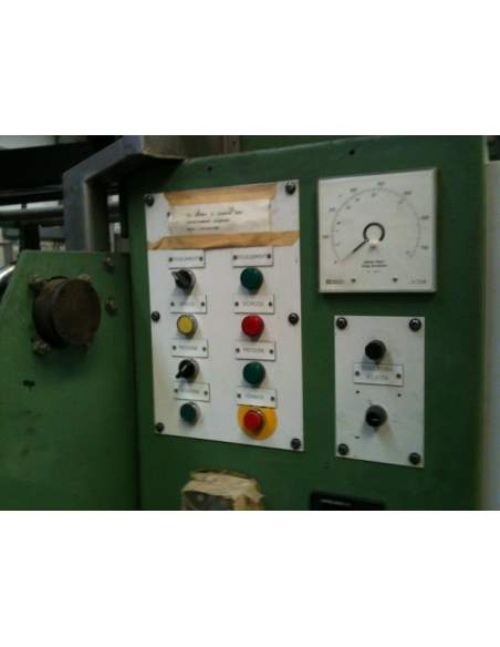 Transfer printing machine Lemaire  - 7