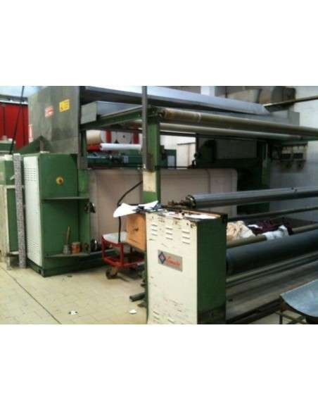 Transfer printing machine Lemaire  - 10