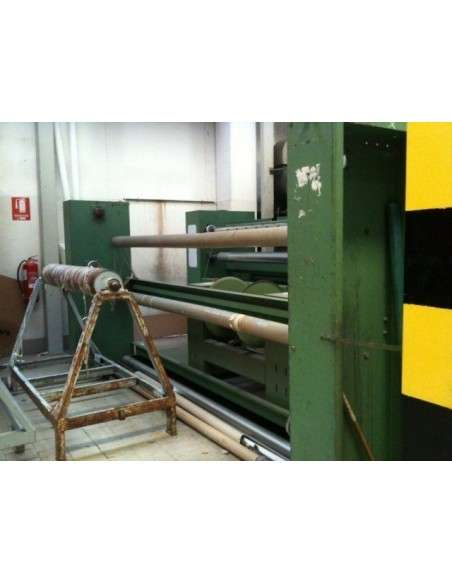 Transfer printing machine Lemaire  - 12