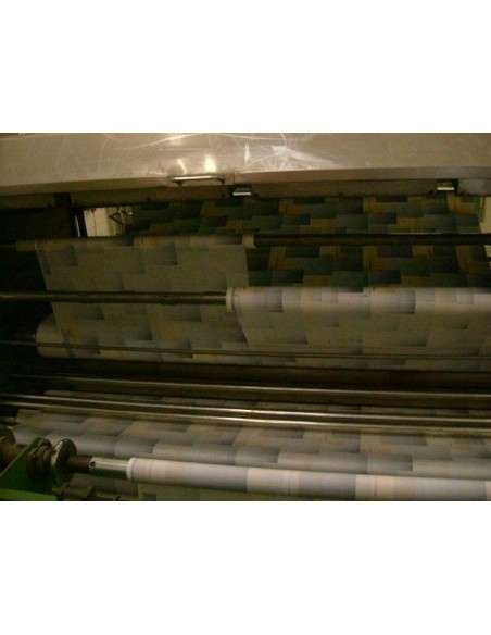 Transfer printing machine Lemaire  - 14