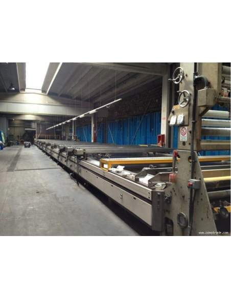 Flat bed printing machine REGGIANI Reggiani Macchine - 1