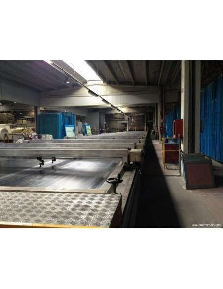 Flat bed printing machine REGGIANI Reggiani Macchine - 2