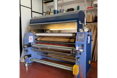 Calandra per stampa transfer Transmatic diametro 350 mm