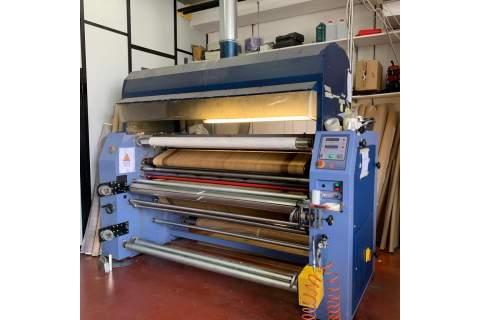 Transfer printing calender Transmatic diameter 350 mm