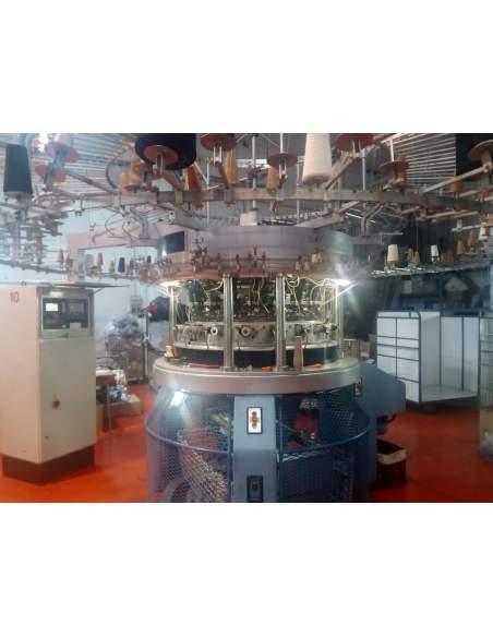 Jumberca circular knitting machinery TLJ-6E 1997