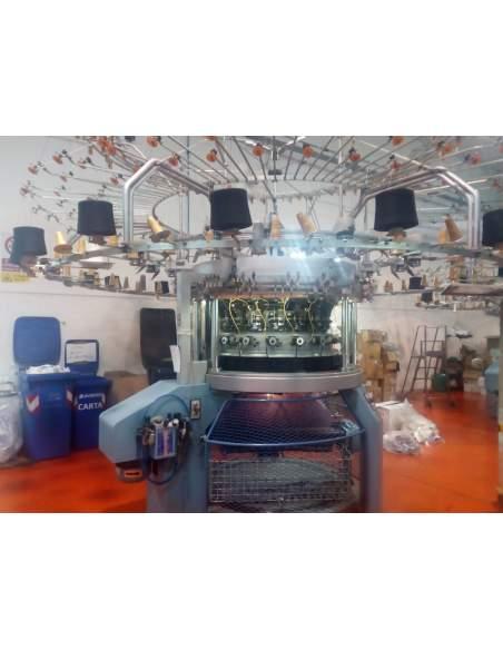 Jumberca circular knitting machinery TLJ-6E 1999