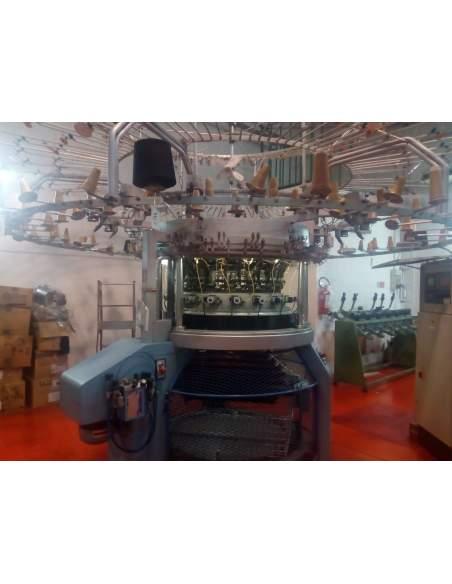Jumberca circular knitting machinery TLJ-6E 1999-1