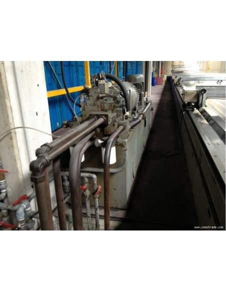 Flat bed printing machine REGGIANI Reggiani Macchine - 10
