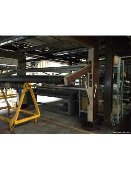 Flat bed printing machine REGGIANI Reggiani Macchine - 13