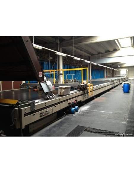 Flat bed printing machine REGGIANI Reggiani Macchine - 15