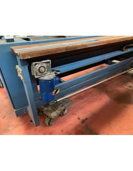 Corino Inspection machine and batch winder Corino - 3