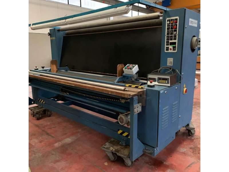 Corino Inspection machine and batch winder Corino - 1
