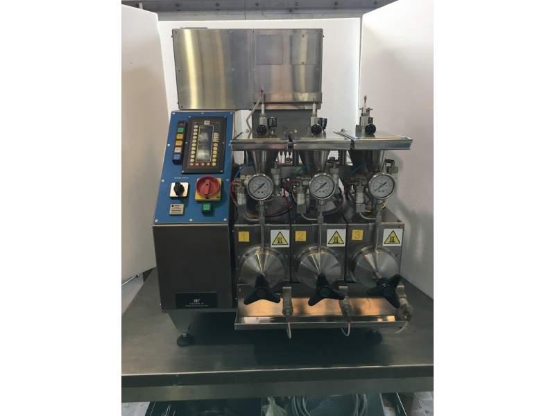 Macchina di tintura di laboratorio Gavazzi  - 1