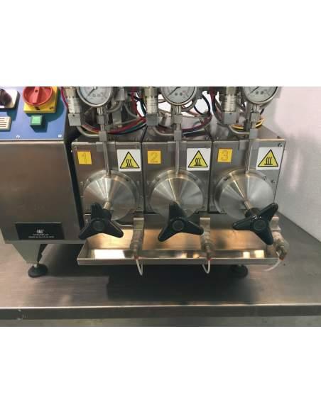 Macchina di tintura di laboratorio Gavazzi  - 2