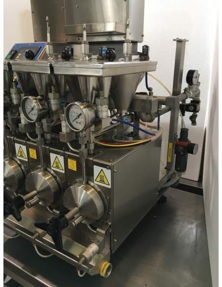 Macchina di tintura di laboratorio Gavazzi  - 4