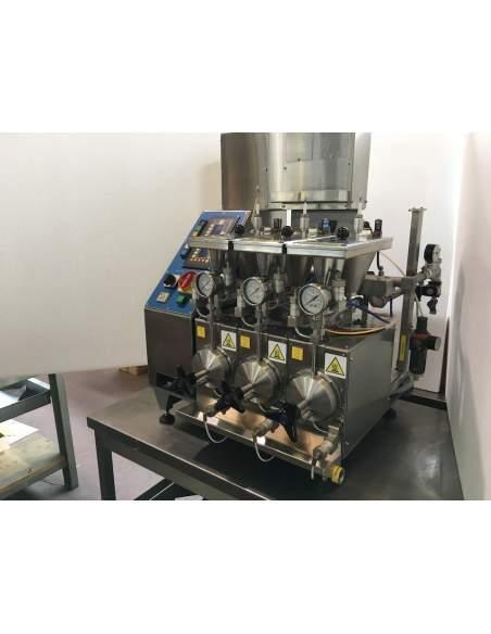 Macchina di tintura di laboratorio Gavazzi  - 5