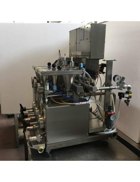 Macchina di tintura di laboratorio Gavazzi  - 10