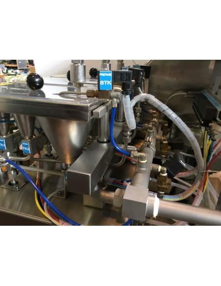 Macchina di tintura di laboratorio Gavazzi  - 13