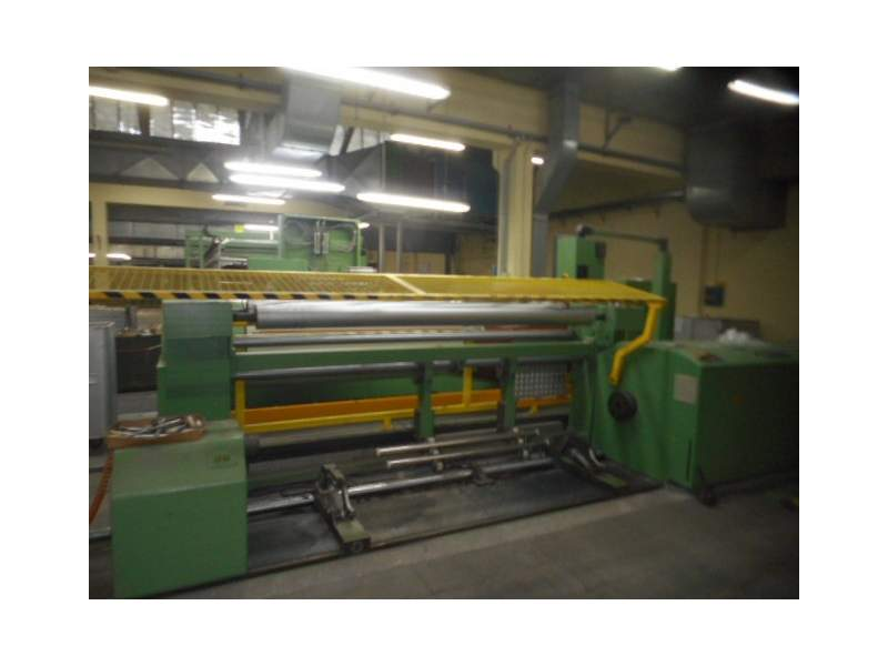 Sectional warping full computerizzed brand KARL MAYER  - 1