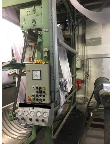 CONTINUOUS BLEACHING RANGE BABCOCK Y.O.C. 1995, WORKING WIDTH 1800 MM Babcock - 5