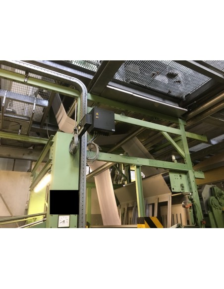 CONTINUOUS BLEACHING RANGE BABCOCK Y.O.C. 1995, WORKING WIDTH 1800 MM Babcock - 12
