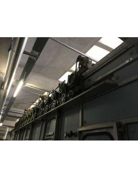 CONTINUOUS BLEACHING RANGE BABCOCK Y.O.C. 1995, WORKING WIDTH 1800 MM Babcock - 31