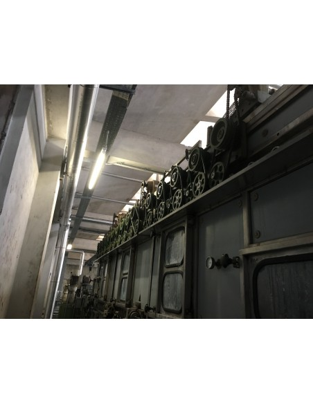 CONTINUOUS BLEACHING RANGE BABCOCK Y.O.C. 1995, WORKING WIDTH 1800 MM Babcock - 32
