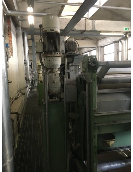 CONTINUOUS BLEACHING RANGE BABCOCK Y.O.C. 1995, WORKING WIDTH 1800 MM Babcock - 33