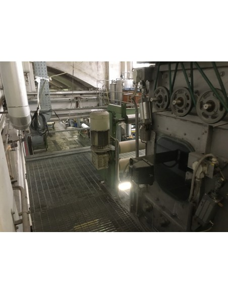 CONTINUOUS BLEACHING RANGE BABCOCK Y.O.C. 1995, WORKING WIDTH 1800 MM Babcock - 39
