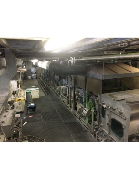 CONTINUOUS BLEACHING RANGE BABCOCK Y.O.C. 1995, WORKING WIDTH 1800 MM Babcock - 43