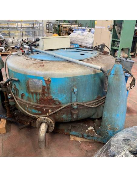 Pozzi hydroextractor diameter 800 mm