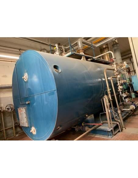Steam boiler 10 tons Bono Mingazzini - 2
