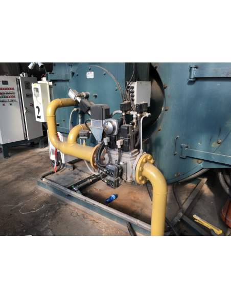 Steam boiler 8 tons Melgari  - 8