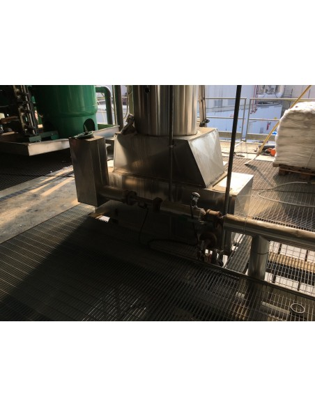Steam boiler 8 tons Melgari  - 31