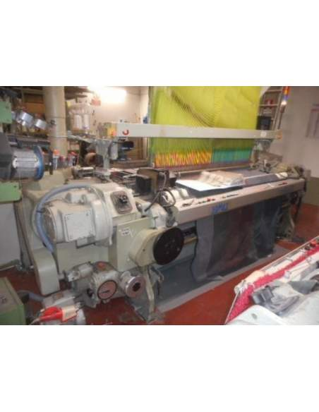 SOMET rapier looms serie THEMA102 with jacquard  - 2