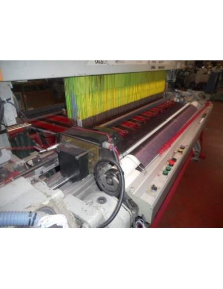 SOMET rapier looms serie THEMA102 with jacquard  - 3