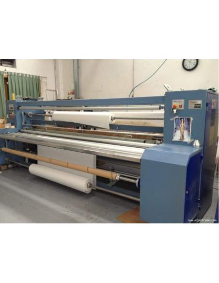 Pleating machine Salvade KMT  - 1