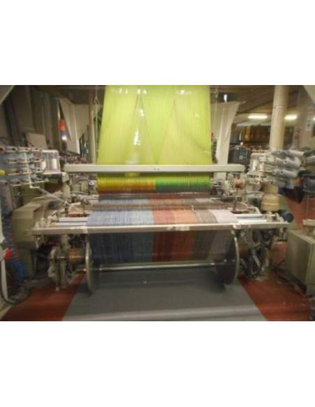 SOMET rapier looms serie THEMA102 with jacquard  - 1