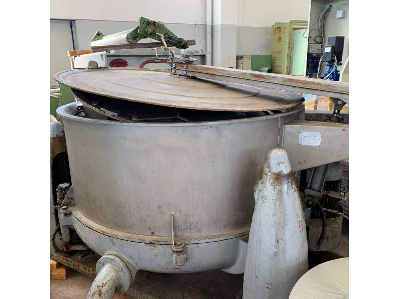 Pozzi hydroextractor diameter 1250 mm POZZI - 1